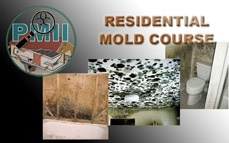 Residential Mold Inspector Certification Course Online Training & Certification